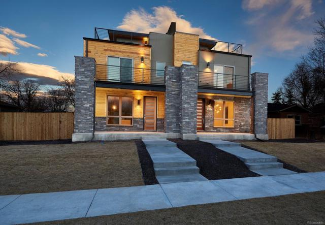 3904 Utica Street, Denver, CO 80212 (#7199909) :: The Pete Cook Home Group