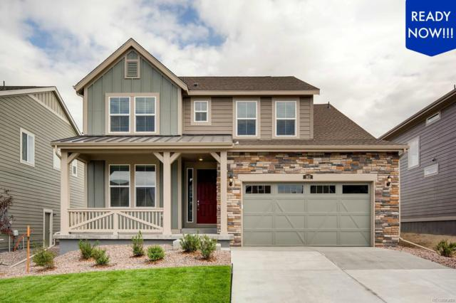 162 Back Nine Drive, Castle Pines, CO 80108 (#7201591) :: The Galo Garrido Group