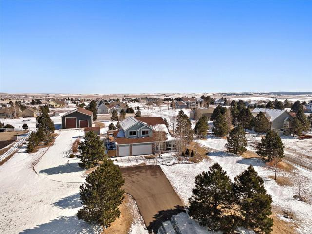 41446 Apple Field Circle, Parker, CO 80138 (#7201652) :: The Heyl Group at Keller Williams