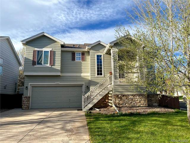 762 Chadwick Circle, Highlands Ranch, CO 80129 (#7202327) :: The Griffith Home Team