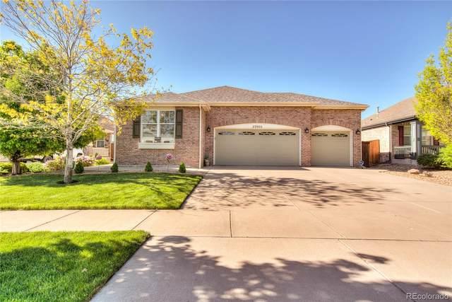 23905 E Wagon Trail Avenue, Aurora, CO 80016 (#7202335) :: Wisdom Real Estate