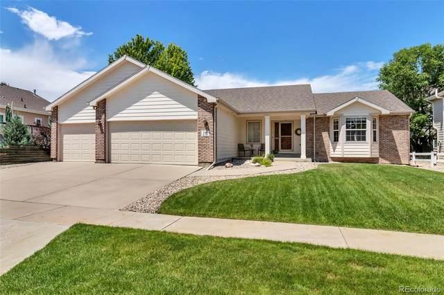 215 Scenic Drive, Loveland, CO 80537 (MLS #7202810) :: 8z Real Estate