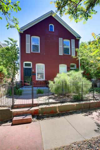 2930 N Marion Street, Denver, CO 80205 (#7203545) :: House Hunters Colorado