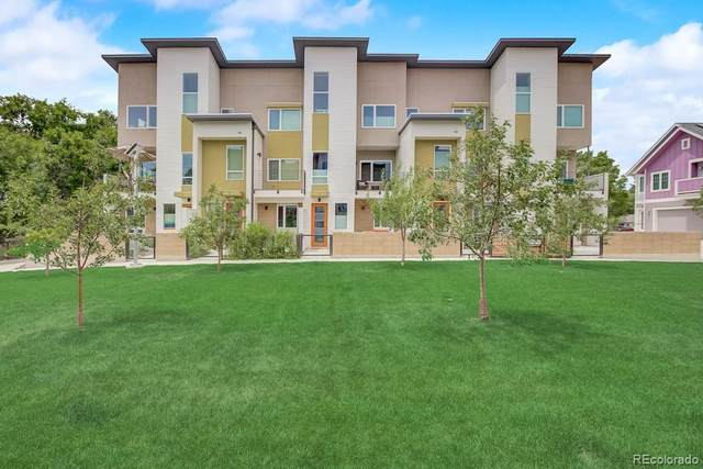 321 Urban Prairie Street #3, Fort Collins, CO 80524 (#7205436) :: The Gilbert Group