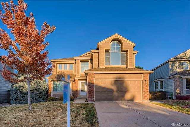 6997 Mountain Brush Circle, Highlands Ranch, CO 80130 (#7205583) :: The DeGrood Team