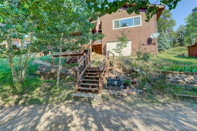 28459 Pine Trail, Conifer, CO 80433 (#7206278) :: The DeGrood Team
