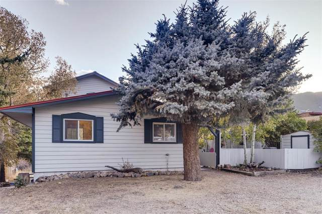 268 E Park Avenue, Empire, CO 80438 (MLS #7207291) :: 8z Real Estate