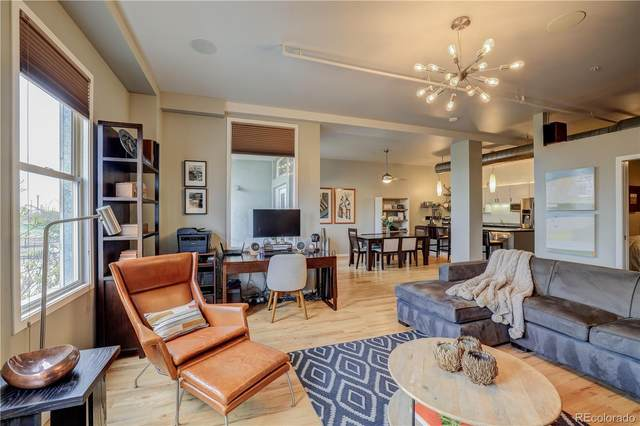 1521 Central Street 2B, Denver, CO 80211 (#7208725) :: Wisdom Real Estate