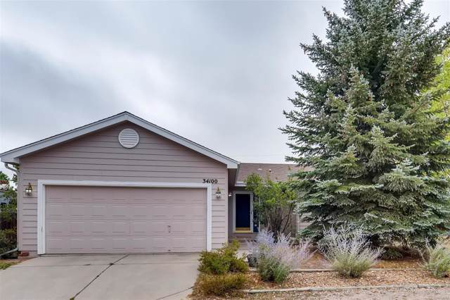 34100 Prairie Loop, Elizabeth, CO 80107 (MLS #7208776) :: 8z Real Estate