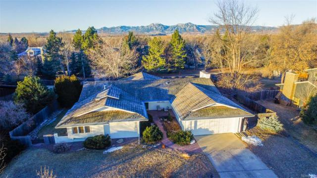 7456 Old Mill Trail, Boulder, CO 80301 (#7212309) :: Mile High Luxury Real Estate
