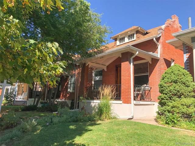 648 S Sherman Street, Denver, CO 80209 (MLS #7212730) :: Find Colorado