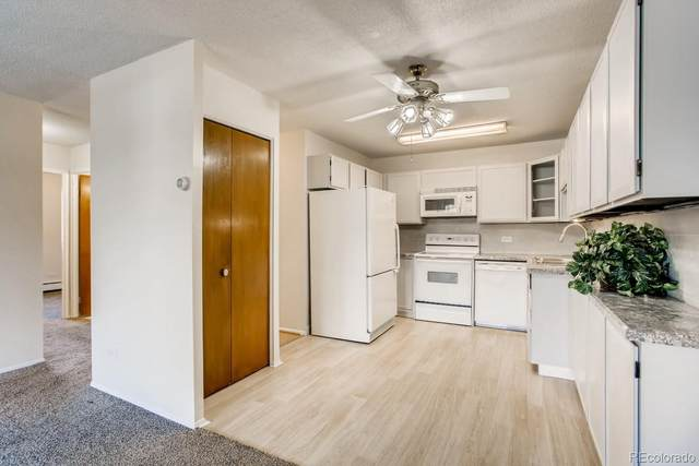 580 S Clinton Street 1A, Denver, CO 80247 (#7215068) :: Compass Colorado Realty