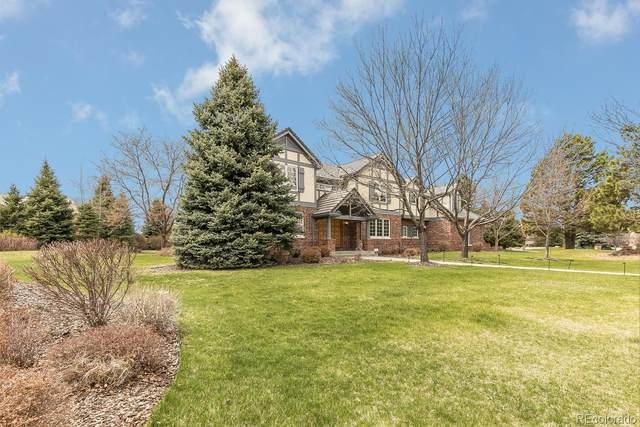 9320 Riviera Hills Drive, Greenwood Village, CO 80111 (MLS #7215436) :: 8z Real Estate