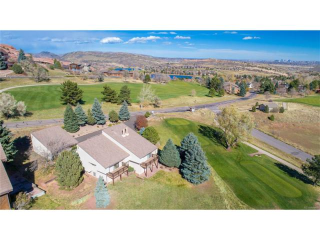 16328 Little Canyon Drive, Morrison, CO 80465 (#7216960) :: The Umphress Group