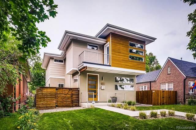 611 S Washington Street, Denver, CO 80209 (#7220879) :: Finch & Gable Real Estate Co.