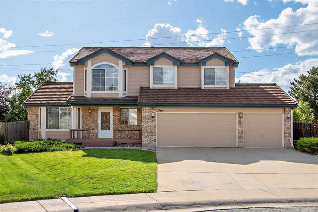 7404 La Quinta Lane, Lone Tree, CO 80124 (#7221817) :: Colorado Team Real Estate