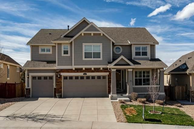 2977 El Nido Way, Castle Rock, CO 80108 (#7223657) :: The HomeSmiths Team - Keller Williams