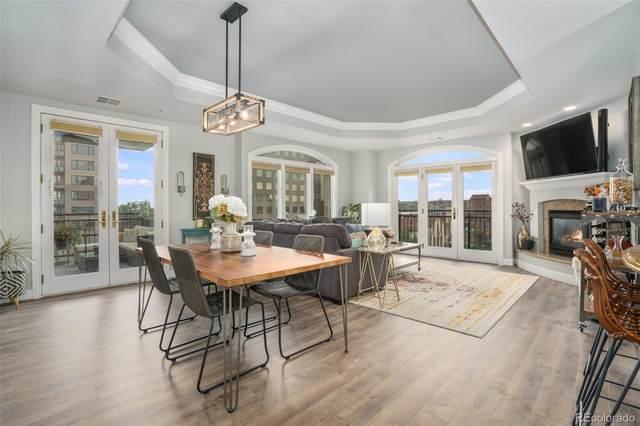 1827 N Grant Street #500, Denver, CO 80203 (MLS #7224517) :: 8z Real Estate