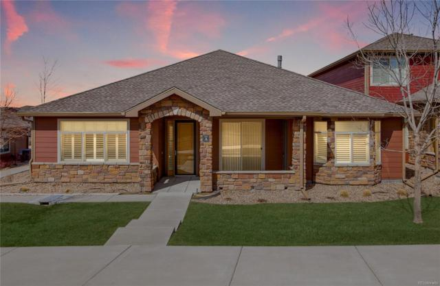 8559 Gold Peak Drive A, Highlands Ranch, CO 80130 (#7226551) :: The Heyl Group at Keller Williams