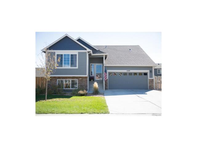 4189 Woodlake Lane, Wellington, CO 80549 (MLS #7228312) :: 8z Real Estate