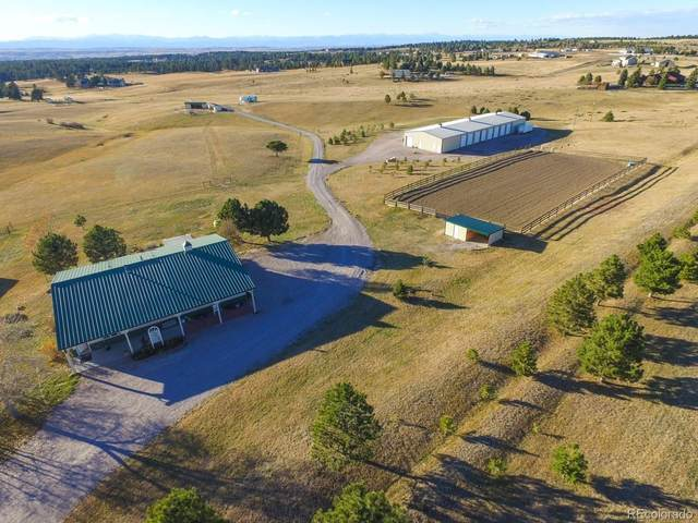 11458 Hilltop Road, Parker, CO 80134 (MLS #7236258) :: 8z Real Estate