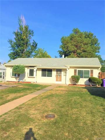 3212 S Dahlia Street, Denver, CO 80222 (#7236759) :: My Home Team