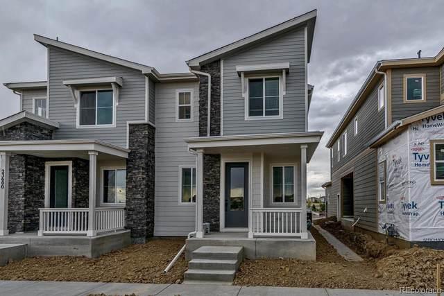 23602 E 5th Drive, Aurora, CO 80018 (#7244989) :: West + Main Homes
