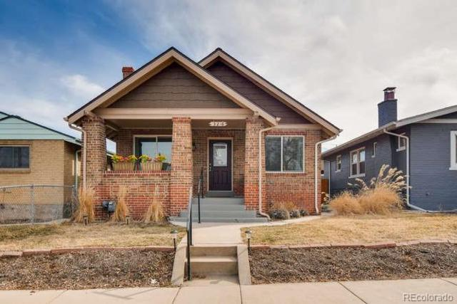 3216 N Fillmore Street, Denver, CO 80205 (#7251776) :: 5281 Exclusive Homes Realty