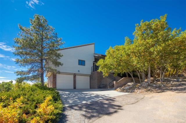 799 Gilbert Street, Castle Rock, CO 80104 (#7253971) :: House Hunters Colorado