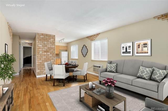 1144 N Ogden Street #302, Denver, CO 80218 (#7259740) :: Mile High Luxury Real Estate