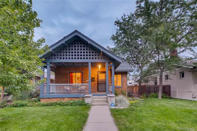 552 N Humboldt Street, Denver, CO 80218 (#7260114) :: Real Estate Professionals