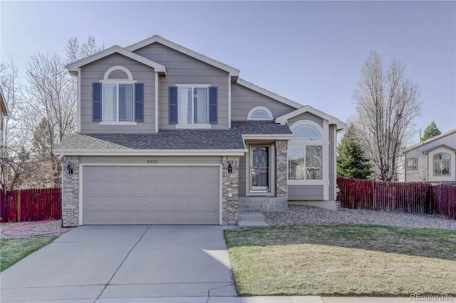 10836 Crooke Drive, Parker, CO 80134 (#7264067) :: The Gilbert Group