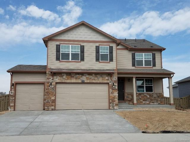 323 Jay Avenue, Severance, CO 80550 (#7264392) :: The Heyl Group at Keller Williams