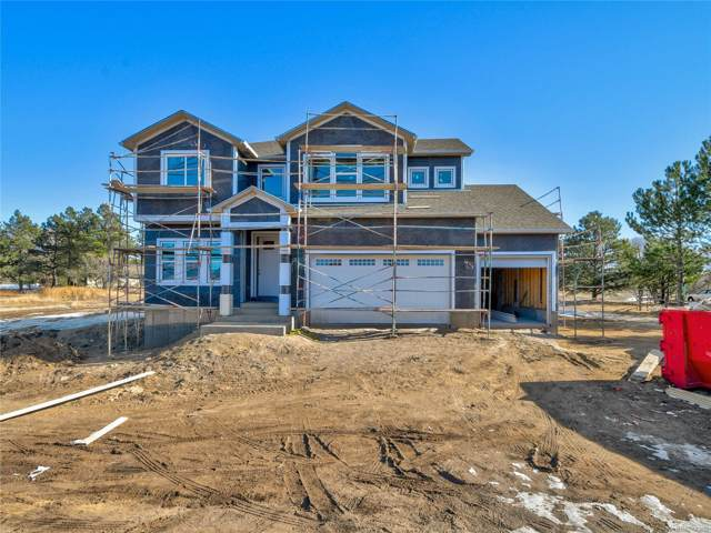 360 Doral Way, Colorado Springs, CO 80921 (MLS #7268003) :: Bliss Realty Group