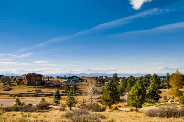 9952 Falcon Roost Point, Parker, CO 80138 (MLS #7269515) :: Kittle Real Estate