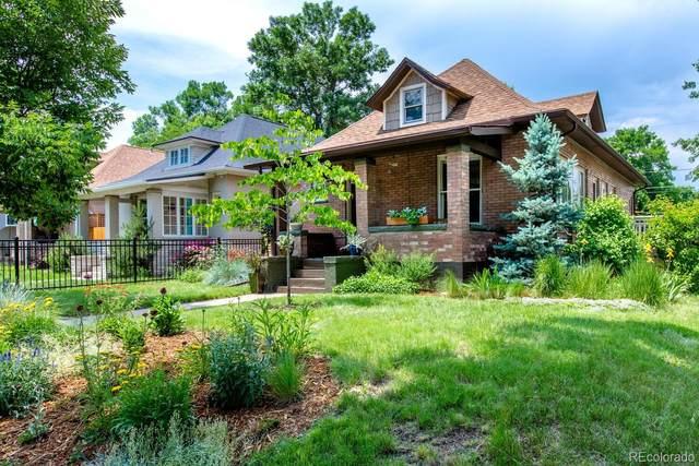 2655 York Street, Denver, CO 80205 (MLS #7269855) :: Find Colorado