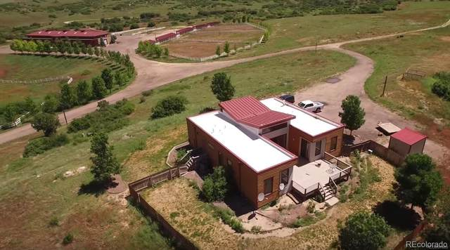 7440 N Us Highway 85, Sedalia, CO 80135 (#7270066) :: Kimberly Austin Properties