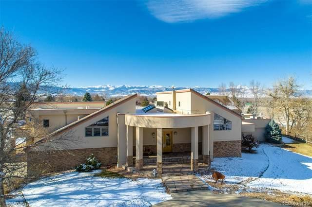9191 Tahoe Lane, Boulder, CO 80301 (#7275411) :: iHomes Colorado