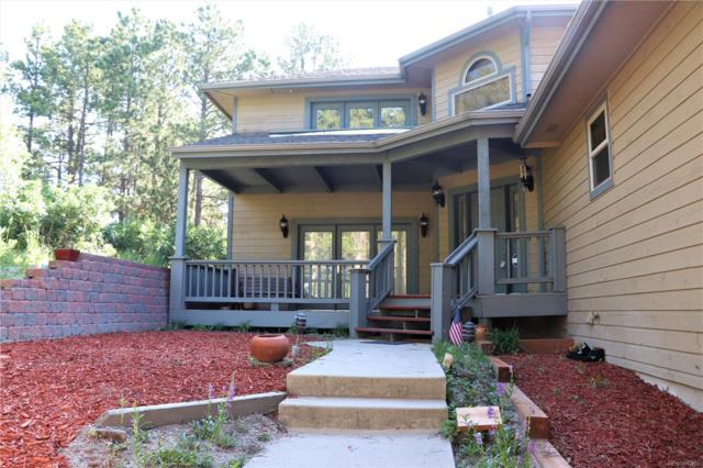 1285 Blueberry Hills Road, Monument, CO 80132 (MLS #7280885) :: 8z Real Estate