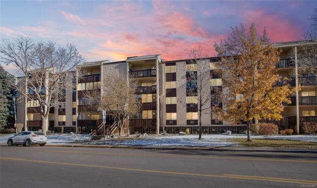 6930 E Girard Avenue #101, Denver, CO 80224 (#7285378) :: House Hunters Colorado