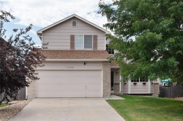 11830 E 117th Avenue, Commerce City, CO 80640 (MLS #7292203) :: 8z Real Estate