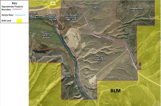 Tbd County Road 74, Maybell, CO 81640 (#7295254) :: The Peak Properties Group