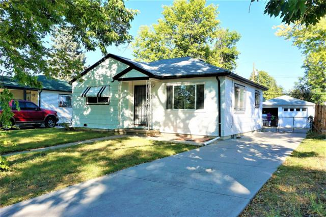 916 Fulton Street, Aurora, CO 80010 (#7296846) :: Bring Home Denver