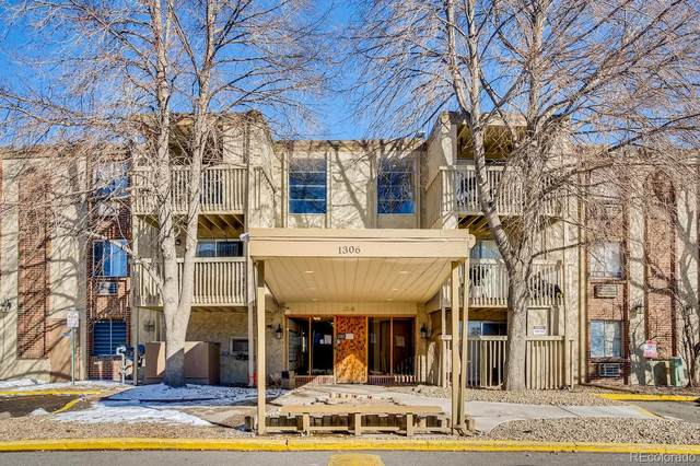 1306 S Parker Road #384, Denver, CO 80231 (#7298332) :: Compass Colorado Realty