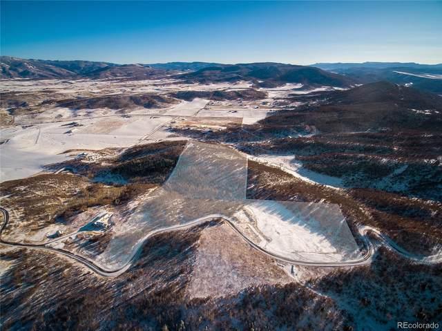 27505 Columbine Ridge, Steamboat Springs, CO 80487 (#7299897) :: Kimberly Austin Properties
