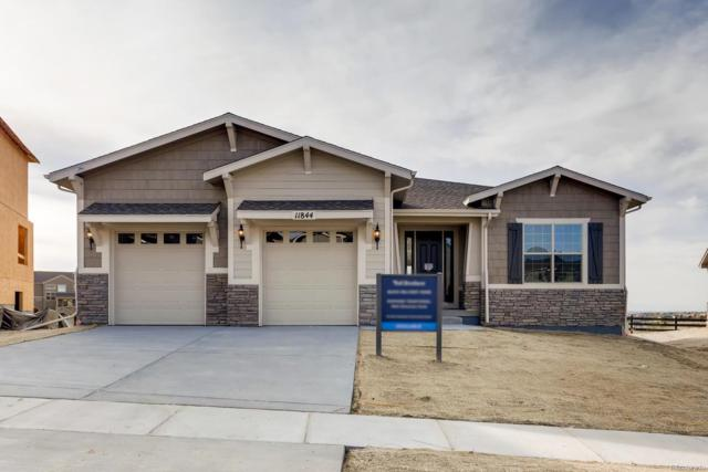 11844 Discovery Circle, Parker, CO 80138 (#7302129) :: The DeGrood Team