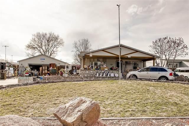 125 S Hoyt Street, Lakewood, CO 80226 (MLS #7304947) :: 8z Real Estate