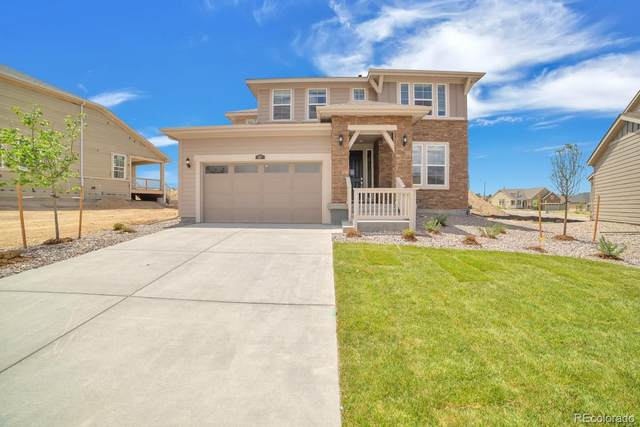 87 Green Fee Circle, Castle Pines, CO 80108 (MLS #7309187) :: 8z Real Estate