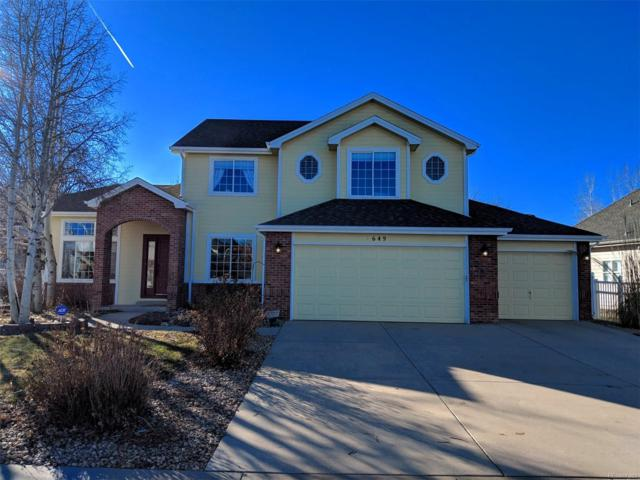 649 52nd Avenue, Greeley, CO 80634 (#7309314) :: Colorado Home Finder Realty