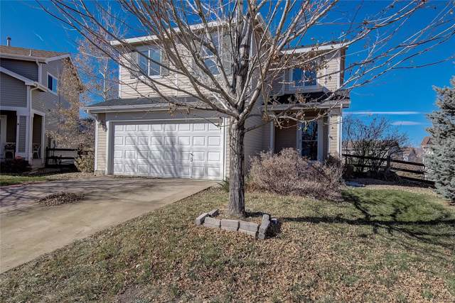 9593 Racoon Place, Littleton, CO 80125 (#7310666) :: The Griffith Home Team